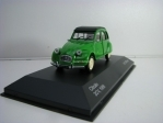 Citroen 2CV Green 1986 1:43 White Box 184